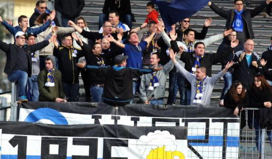 SUPPORTERS CHAMOIS