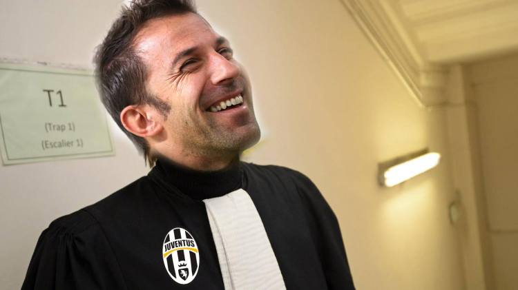 Del Piero avocat