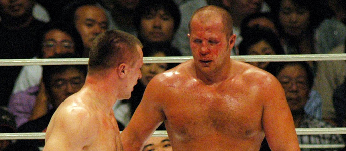 crocop vs fedor